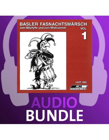 Basler Fasnachtsmärsche Vol. 1 / 9...