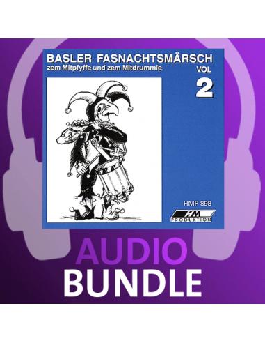 Basler Fasnachtsmärsche Vol. 2 / 9...
