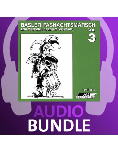 Basler Fasnachtsmärsche Vol. 3 / 9...