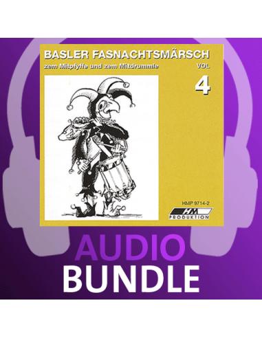 Basler Fasnachtsmärsche Vol. 4 / 9...
