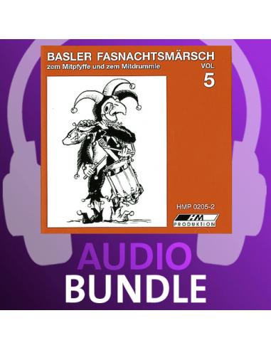 Basler Fasnachtsmärsche Vol. 5 / 9...
