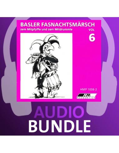 Basler Fasnachtsmärsche Vol. 6 / 9...